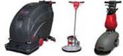 Floor Scrubbers, Floor Buffers