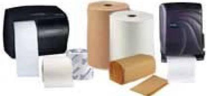 Toilet Paper & Hand Towels